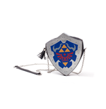 Zelda - Zelda Digital Printed Shield PU Ladies Shoulder Bag