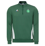 2018-2019 St Etienne Training Sweat (Green)