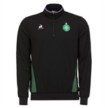 2018-2019 St Etienne Training Sweat (Black)