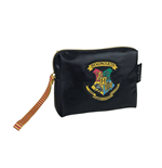 Harry Potter Make Up Bag Shimmer Hogwarts Crest