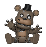 Five Nights at Freddy's Vinyl Figure Nightmare Freddy 9 cm