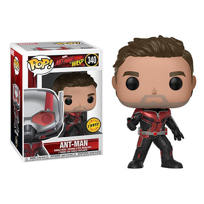 ANT-MAN Funko Pop Limited Chase Edition Vinyl Figure Bobblehead