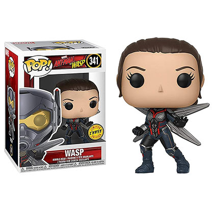 ANT-MAN The Wasp Funko Pop Limited Chase Edition Vinyl Figure Bobblehead