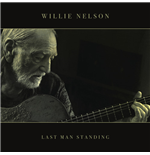 Vynil Willie Nelson - Last Man Standing