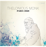 Vynil Thelonious Monk - Live In Paris