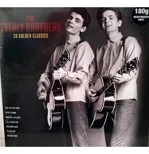 Vynil Everly Brothers (The) - 20 Golden Classics