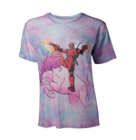 Marvel - Deadpool Sublimation Mesh Women's T-shirt