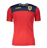 2018-2019 Romania Home Joma Training Shirt (Red)