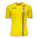 2018-2019 Romania Home Joma Football Shirt