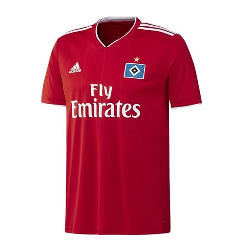 2018-2019 Hamburg Adidas Away Shirt (Kids)