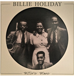 Vynil Billie Holiday - Billie's Blues (Picture Disc)
