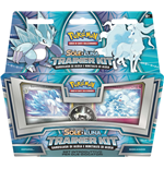 Pokémon - Sole E Luna Trainer Kit 11 Alolan Sandslash & Alolan Ninetales *Italian Version