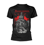 Realm Of The Damned T-shirt Church
