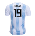 2018-19 Argentina Home Shirt (Banega 19) - Kids