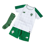 2018-2019 Celtic Away Little Boys Mini Kit