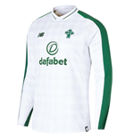 2018-2019 Celtic Away Long Sleeve Shirt