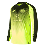 2018-2019 Celtic Third Long Sleeve Shirt
