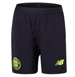 2018-2019 Celtic Third Shorts (Black)