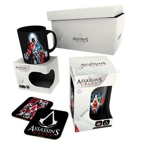 Assassins Creed Gift Set