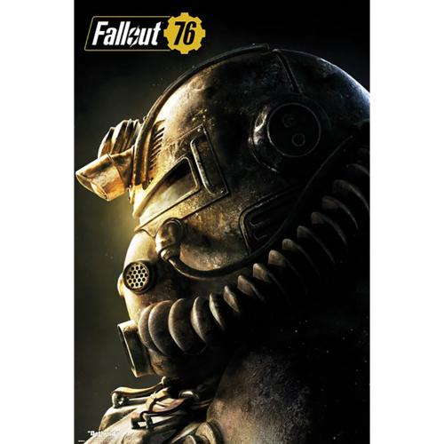 Fallout Poster T51b 155