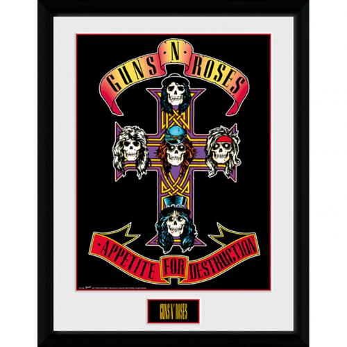 Guns N Roses Picture 16 x 12