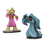 Scooby Doo VYNL Vinyl Figures 2-Pack Phantom & Doctor 10 cm