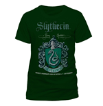 Harry Potter T-Shirt Slytherin Quidditch