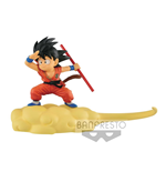 Dragonball Kintoun Figure Son Goku on Flying Nimbus Normal Color Ver. 13 cm