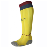 2018-2019 West Ham Away Football Socks (Yellow)