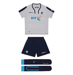 2018-2019 Scotland Macron Alternate Rugby Mini Kit