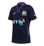 2018-2019 Scotland Home Replica Rugby Shirt (Kids)