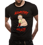 Rick And Morty - Armothy - Unisex T-shirt Black