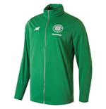 2018-2019 Celtic Training Precision Rain Jacket (Green)