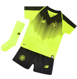 2018-2019 Celtic Third Little Boys Mini Kit