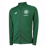 2018-2019 Celtic Presentation Jacket (Green)