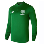 2018-2019 Celtic Midlayer Training Top (Green)
