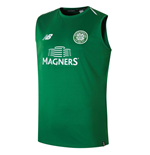 2018-2019 Celtic Elite Training Vest (Green)