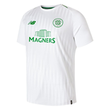 2018-2019 Celtic Elite Training Match Day Jersey (White)