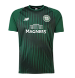 2018-2019 Celtic Elite Training Match Day Jersey (Green)