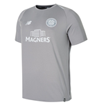 2018-2019 Celtic Elite Training Jersey (Grey)