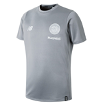 2018-2019 Celtic Elite Cotton Leisure Tee (Grey)