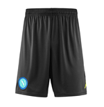 2018-2019 Napoli Kappa Training Shorts (Grey)