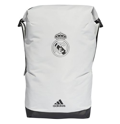 2018-2019 Real Madrid Adidas iD Backpack (White)