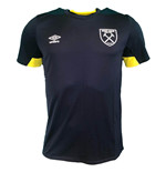 2018-2019 West Ham Training Jersey (Peacot)