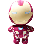 Marvel Inflate-A-Heroes Inflatable Plush Figure Iron Man 76 cm