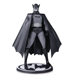Batman Black & White Action Figure First Appearance Batman by Bob Kane 17 cm