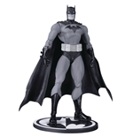 Batman Black & White Action Figure Hush Batman by Jim Lee 17 cm