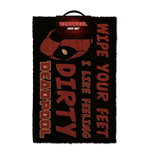 Deadpool Doormat Dirty 40 x 57 cm