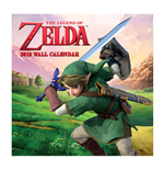 Legend of Zelda Calendar 2019
