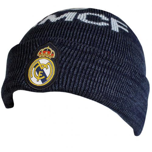 Real Madrid F.C. Knitted Hat TU